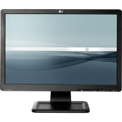 HP 21.5 Inch Flat Screen Monitor